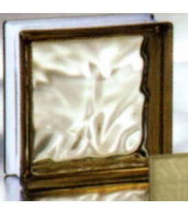 بلوک شیشه ای bronze
