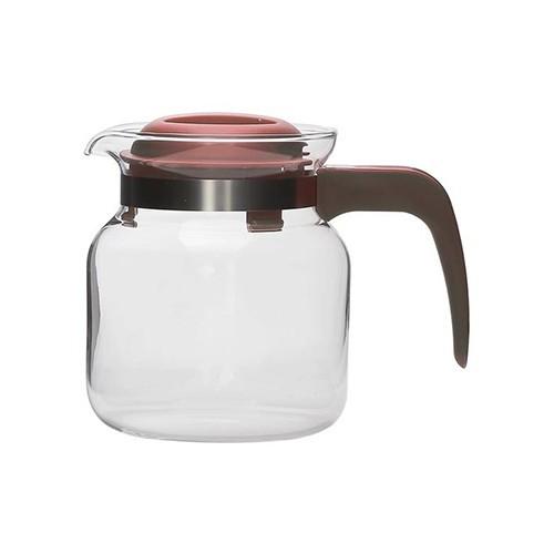 قوری 0.35 لیتری پیرکس قهوه ای simax
