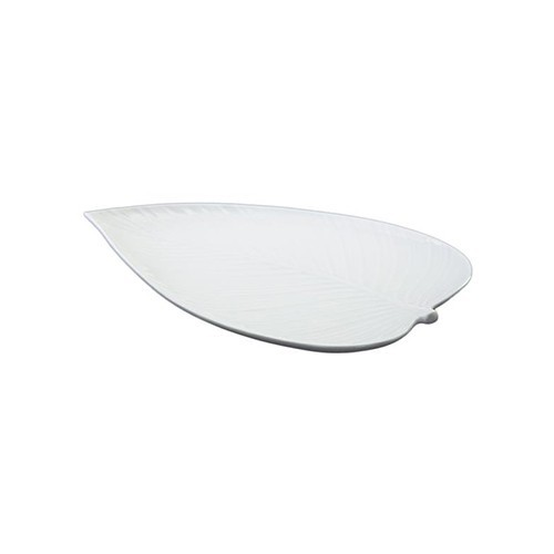 دیس سرامیکی سایز متوسط سفید B.V.K