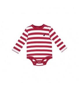 بادی نخی نوزادی پسرانه زرشکی Joe Fresh