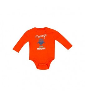 بادی نخی نوزادی پسرانه نارنجی Joe Fresh