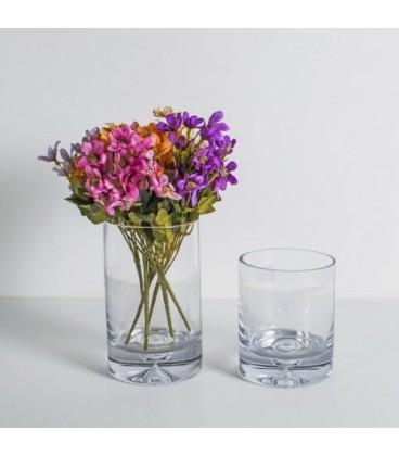 گلدان شیشه ایی متوسط کد 152