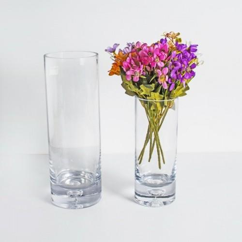 گدان شیشه ایی ساده کشیده کد 153