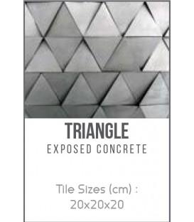 triangle سنگ تزیینی