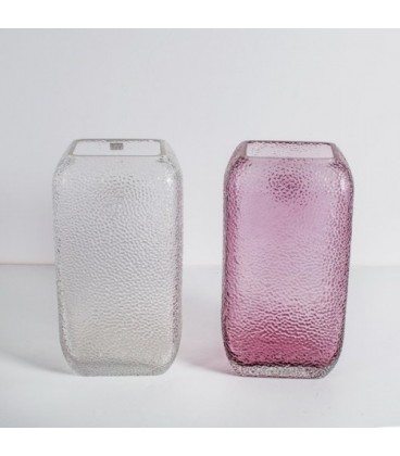 گلدان شیشه ایی در سایز پهن و کوتاه کد 168
