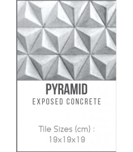 pyramid سنگ تزیینی