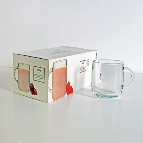 لیوان چایی خوری شیشه ایی کد 170