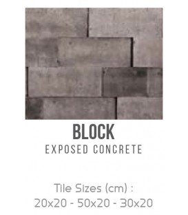 block سنگ تزیینی