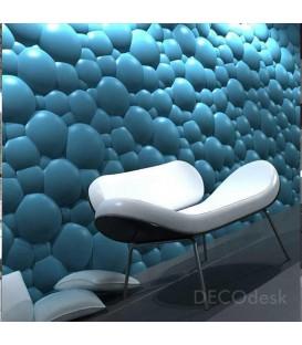 پنل دیواری حباب تایل های pvc