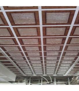پنل پلکسی سقفی تایل های pvc