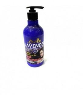 نرم کننده مو lavender کد 18