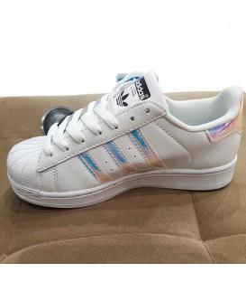 کفش ورزشی کتانه زنانه برند adidas کدsh85