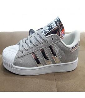 کفش کتانی ورزشی زنانه adidasکد sh134