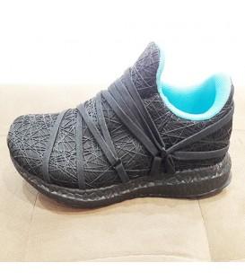 کفش ورزشی زنانه برند adidas کد sh10 رنگ طوسی