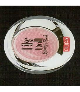 رژ گونه درخشان -کوره ای برند پوپا کد 24