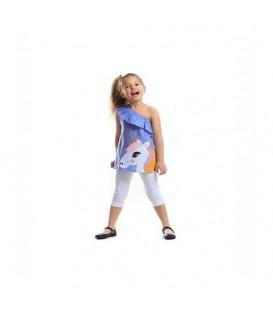 لباس دخترانه مدل دار کد 546