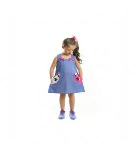 پیراهن دخترانه عروسکی کد 548