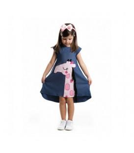 لباس دخترانه عروسکی کد bandi