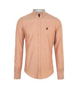 پیراهن مردانه گلبهی روشن CapriCorn