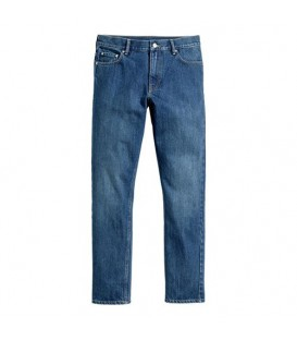 شلوار مردانه جین آبی H&M