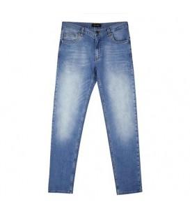 شلوار جین مردانه آبی روشن Top Secret