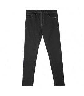شلوار جین مردانه مشکی Top Secret