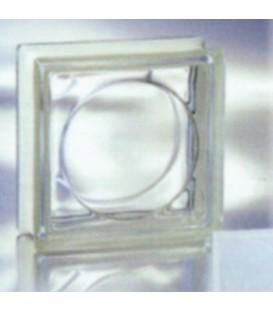 بلوک شیشه ای tranc parnt round