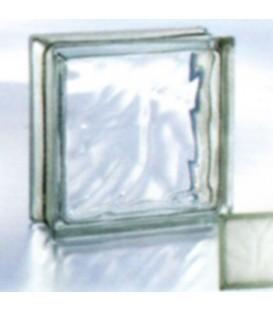 بلوک شیشه ای silver out line