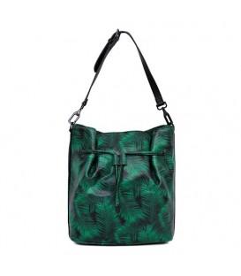 کیف دوشی زنانه سبز Charles & Keith کد22