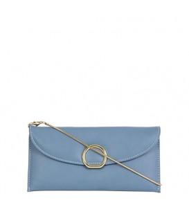 کیف دستی زنانه آبی David Jones کد31