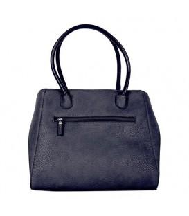 کیف دوشی زنانه سرمه ای Carpisa کد41