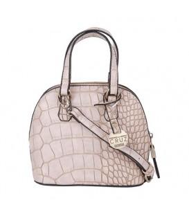 کیف دوشی زنانه بژ روشن Carpisa کد42