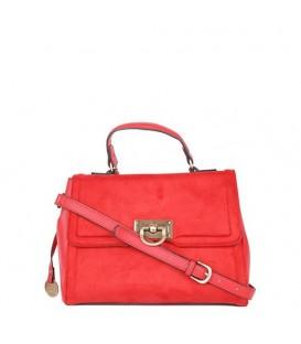 کیف دوشی زنانه قرمز Carpisa کد44