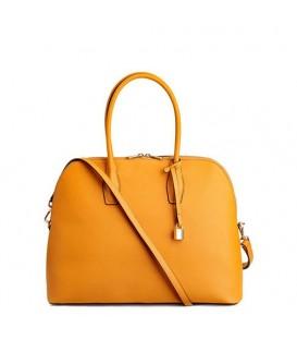 کیف دستی زنانه پرتقالی H&M کد50