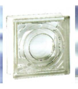 بلوک شیشه ای fresnel