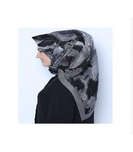 روسری طرح گل زنانه کد2