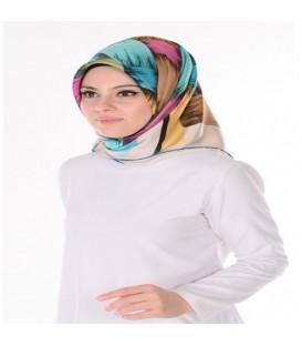 روسری طرحدار زنانه کد10