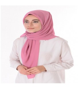روسری بلند کرپ زنانه کد12
