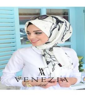 روسری نخی زنانه کد19