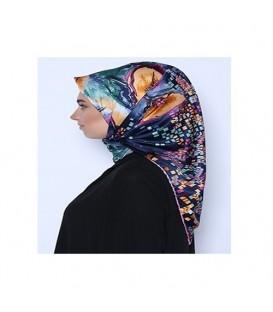 روسری طرحدار زنانه کد39