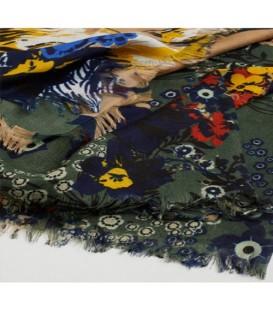 شال طرحدار زنانه کد46