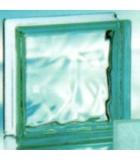 بلوک شیشه ای turquoise