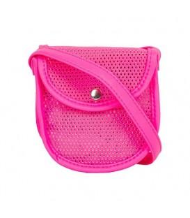 کیف دوشی دخترانه مدل دار کد AG2530